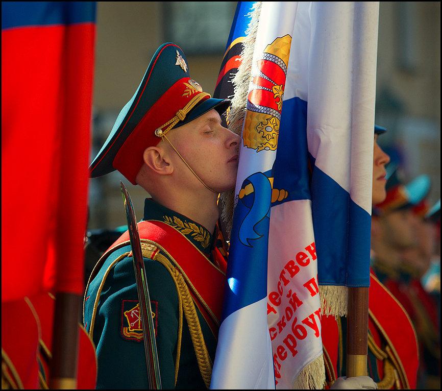 День Российской гвардии 3 - Цветков Виктор Васильевич
