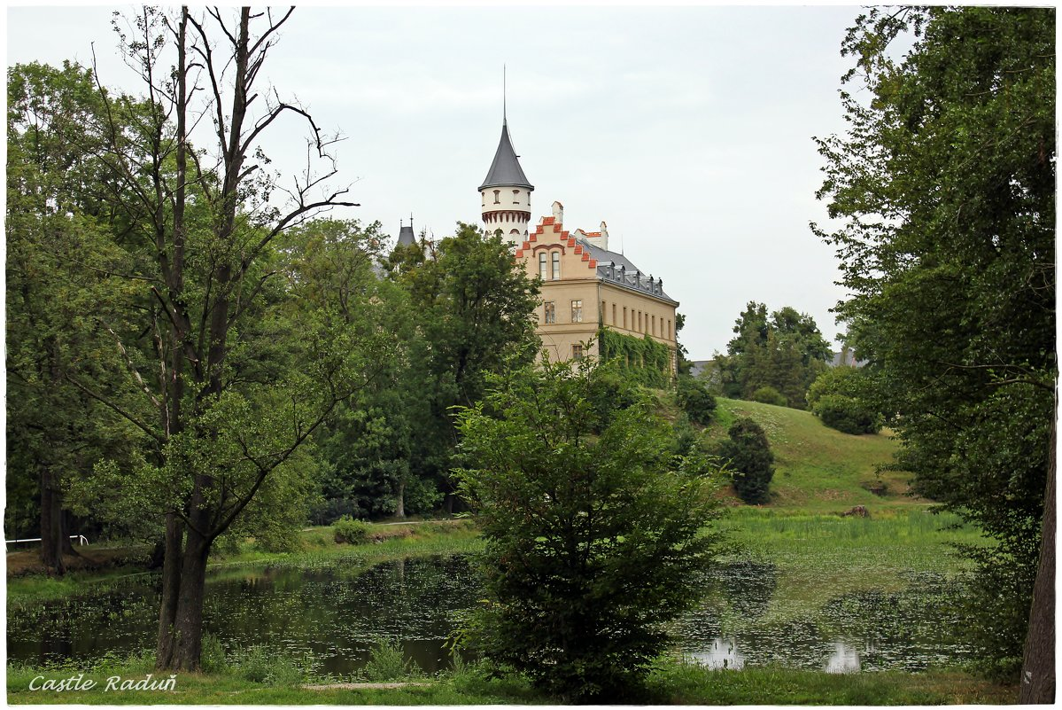 Мой любимый Замок Радунь... - Dana Spissiak