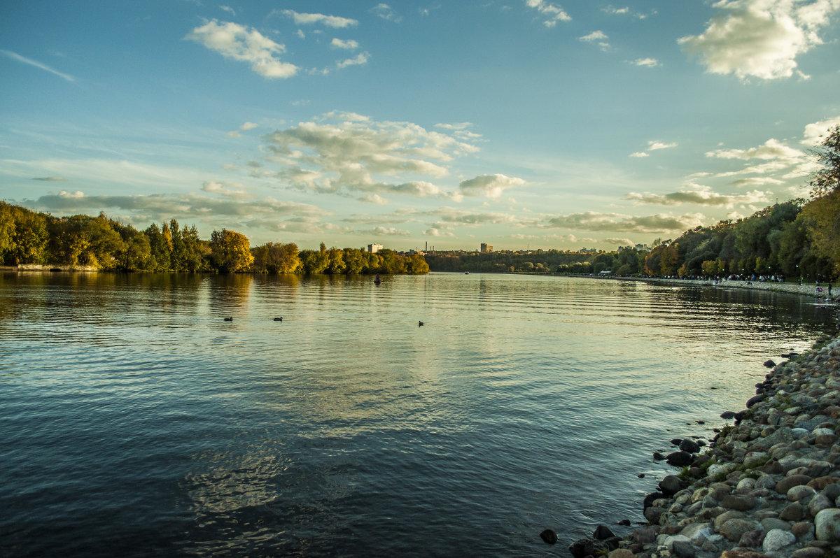 Москва - река - Александр Аполонов
