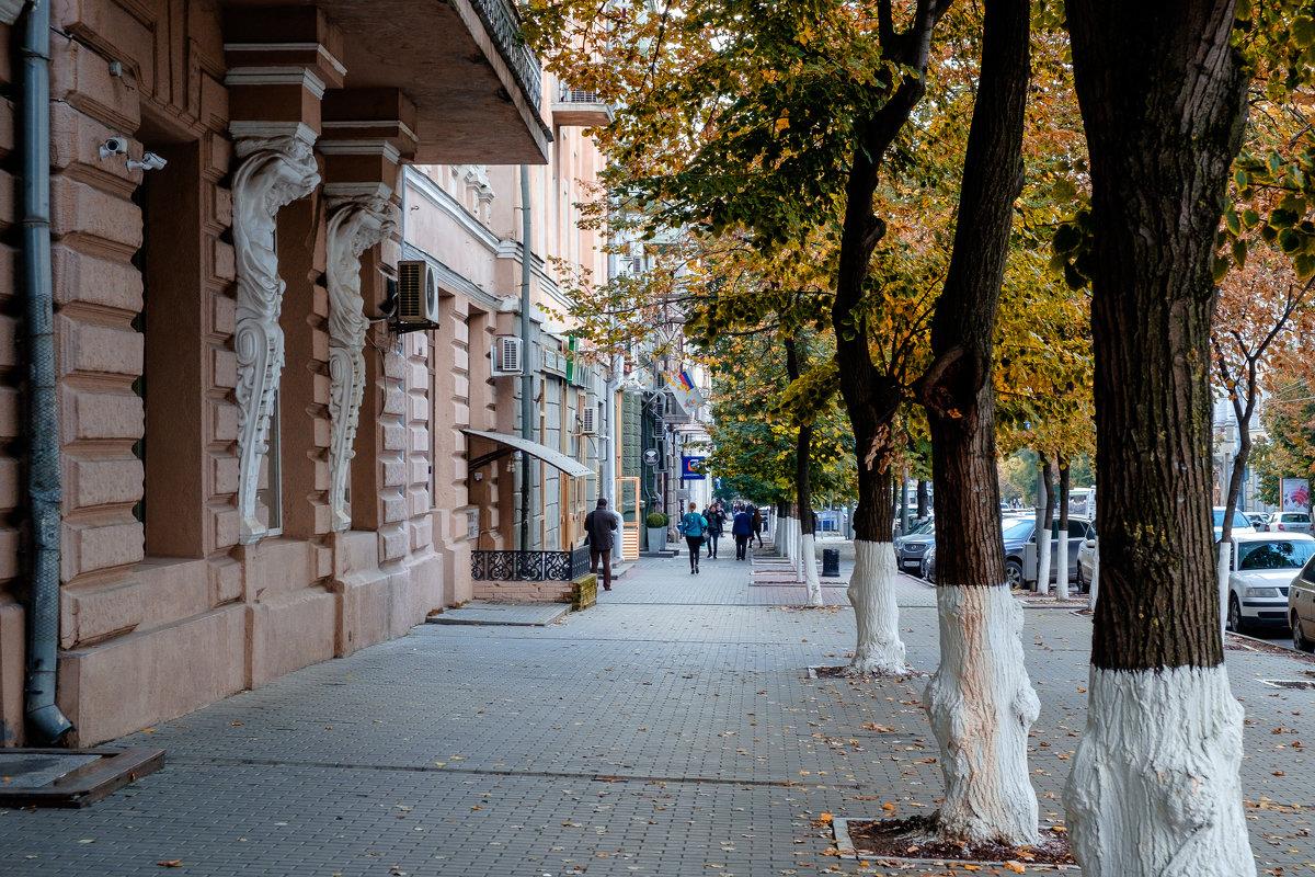 Сентябрь на Большой Садовой - Александр Гапоненко