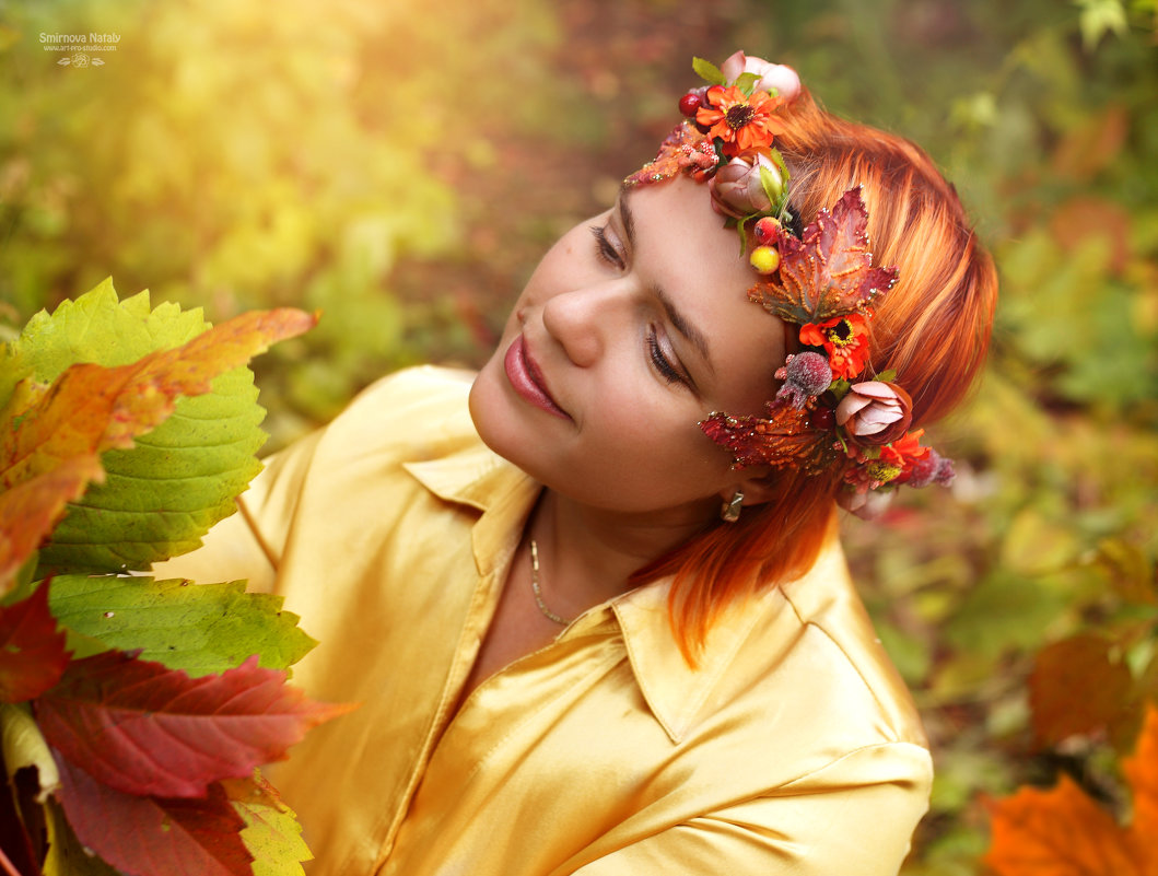 моя золотая осень... - Фотохудожник Наталья Смирнова