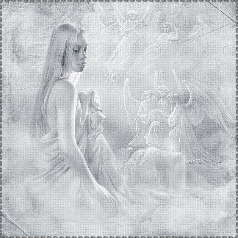 «Зажгу свечу, и помолюсь я Богу...» - Angelina Ya