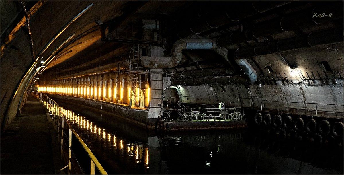 Подземный док - Кай-8 (Ярослав) Забелин