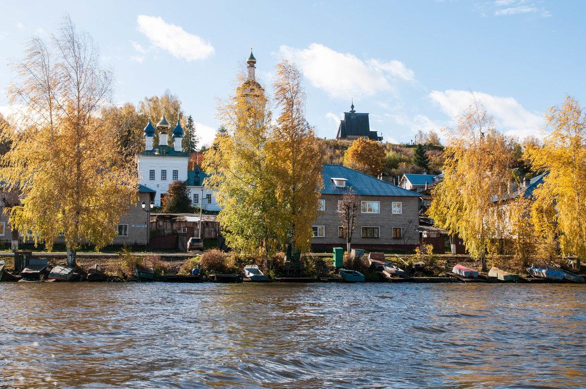 Осенний Плёс - Игорь Сорокин