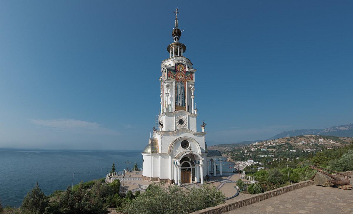 Храм Св.Николая Мирликийского - anatoly Gaponenko