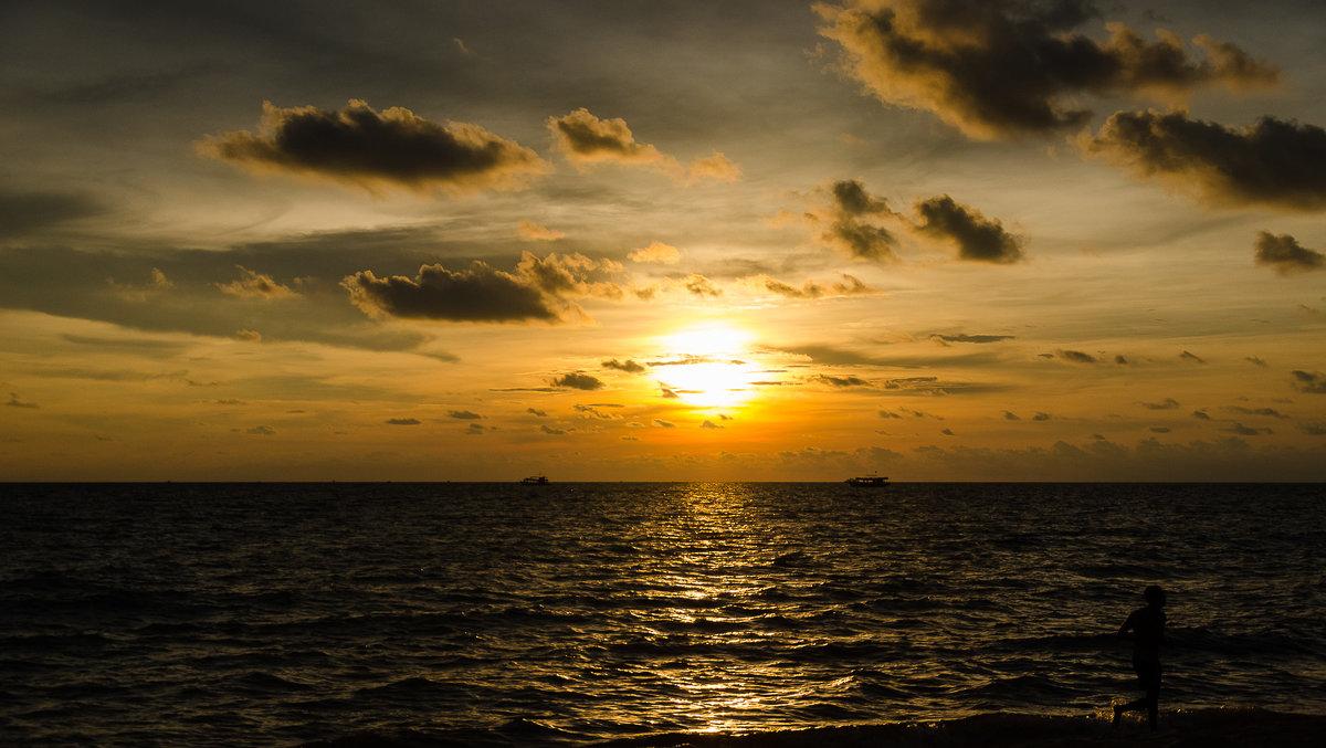 Рассвет на Фукуоке-2 - Олег