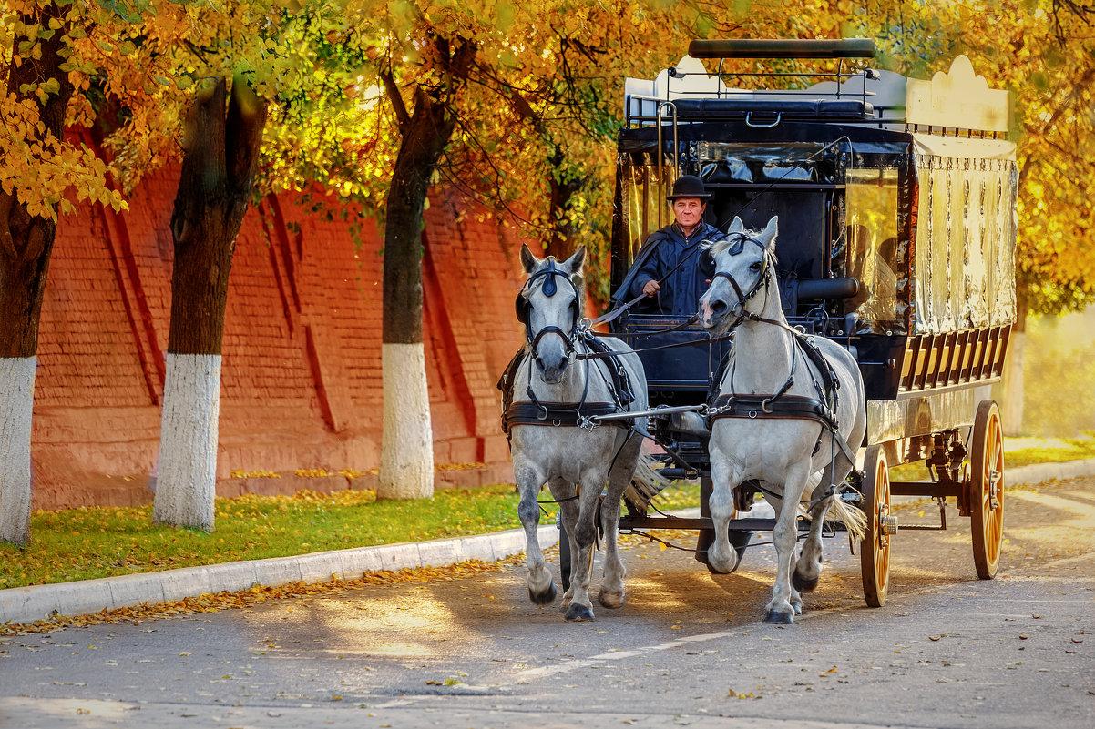 Осень в Коломне. - Igor Yakovlev