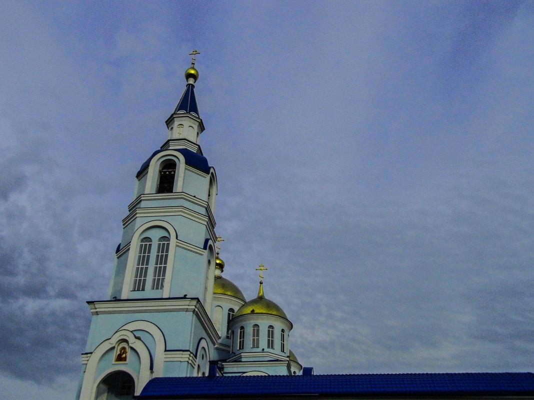 храм - Юлия Денискина