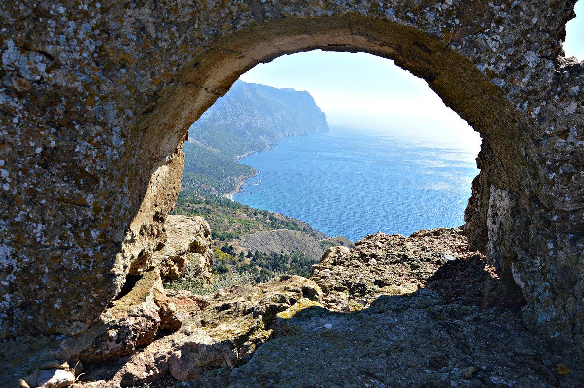Окно в море - Елизавета Царук