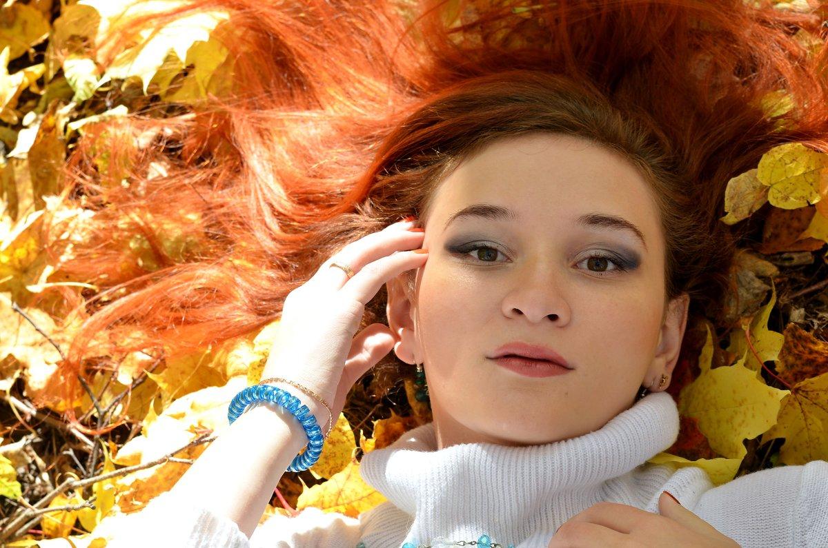 осень - Наталия Кожанова