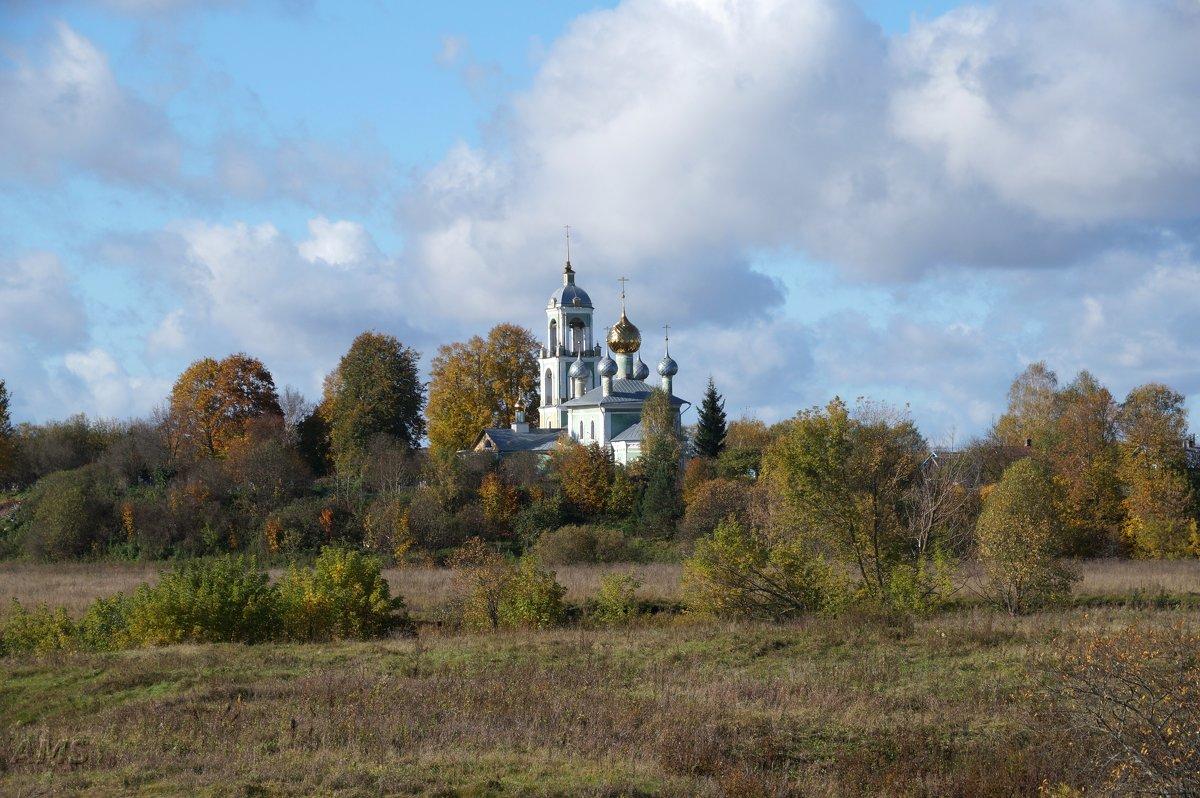 Осень-кудесница - kolyeretka