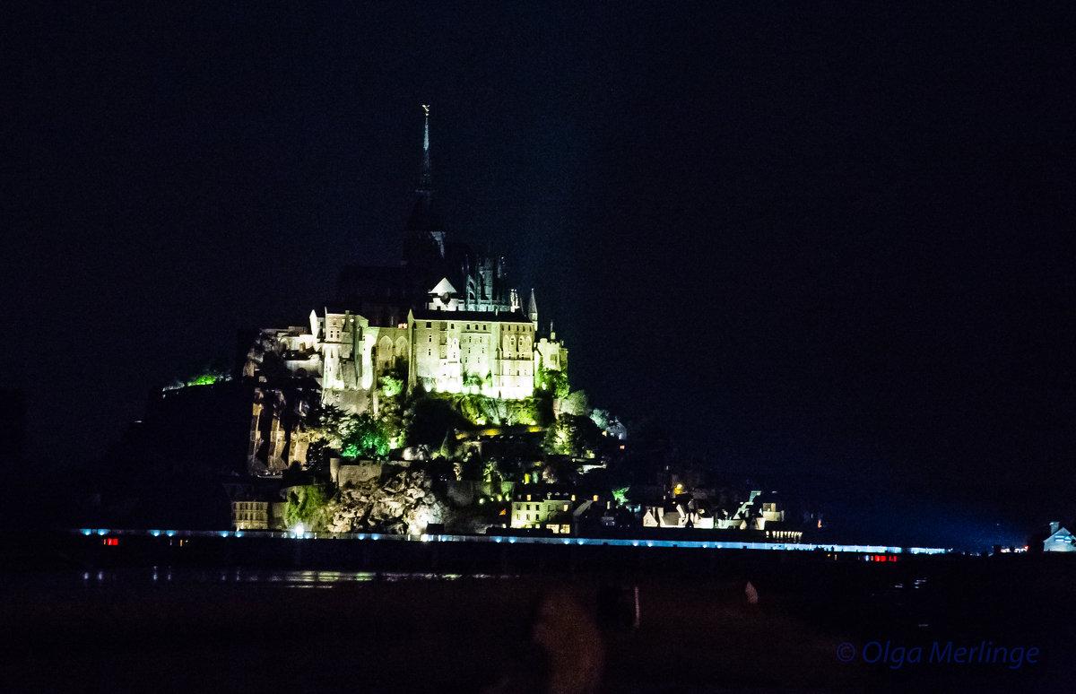 Mont Saint-Michel - Olga Merlinge