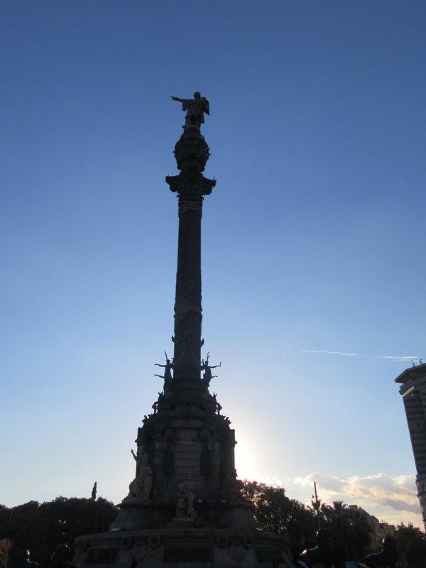 Памятник Христофору Колумбу - Tamara