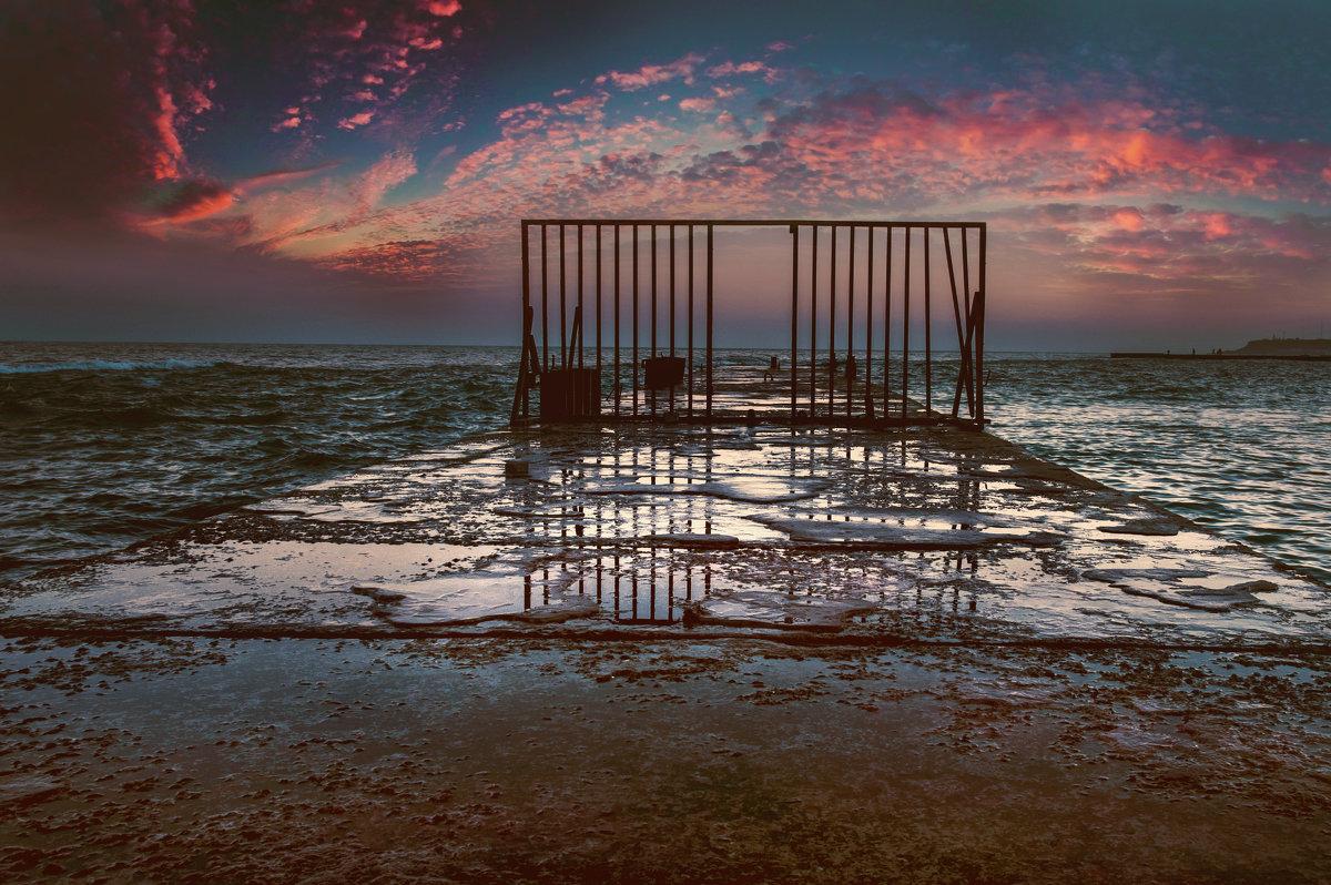 Выход в море - Виктория Бондаренко
