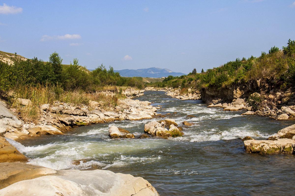 Быстрая река.. - ФотоЛюбка *