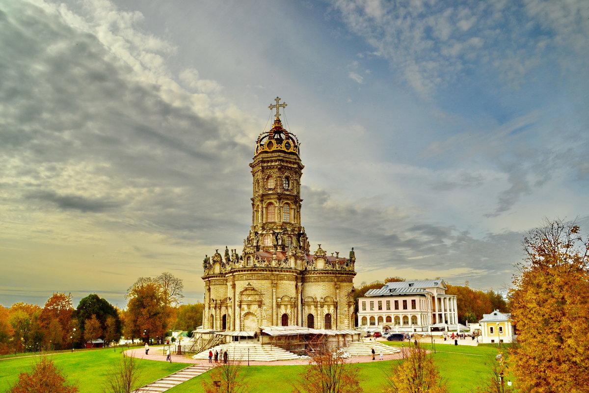 Осень в Дубровицах - Сергей F