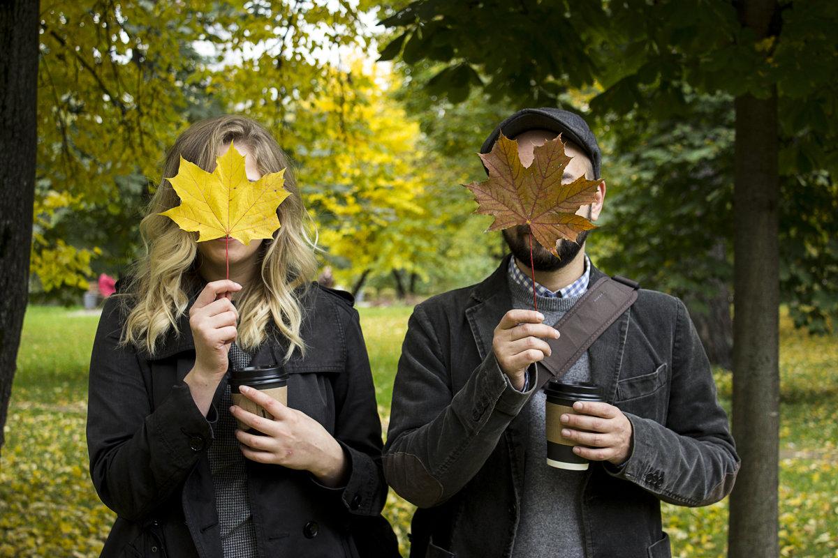 осень в глазах - Александра Кондакс