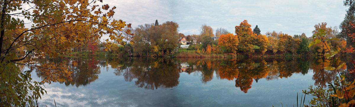 Осень в Ясной поляне - Елена Чижова