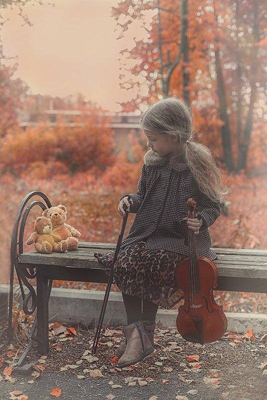 Музыка осени - Elena Fokina