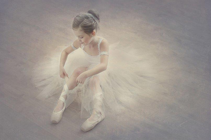 Балерина - Elena Fokina