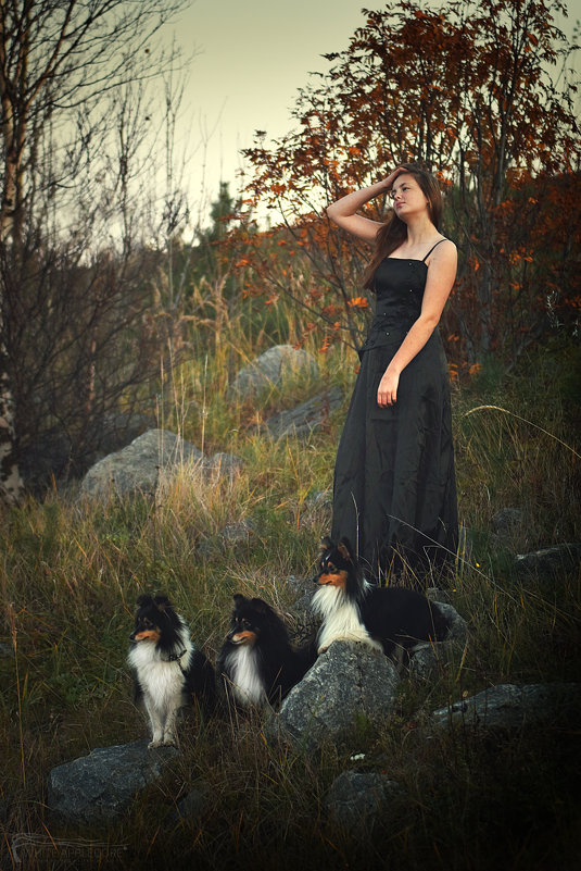 Таинственная Виктория - Диана