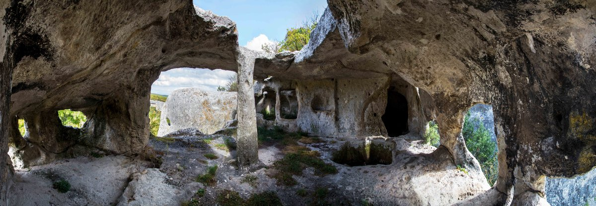 Древний храм - Виктор Фин