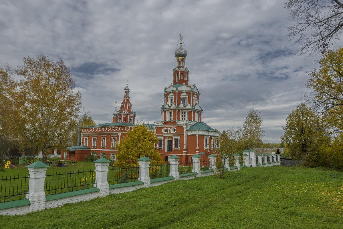 Смоленская церковь в Софрино. - Михаил (Skipper A.M.)