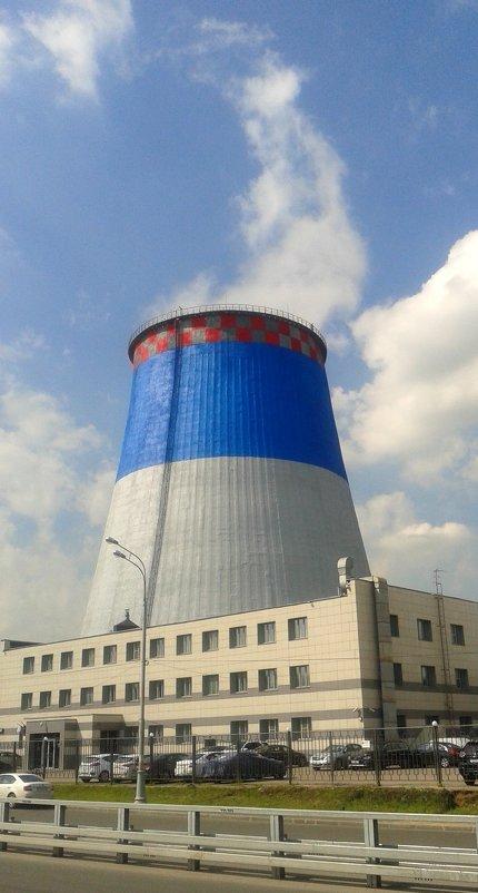 Памятник горячей воде - Мила