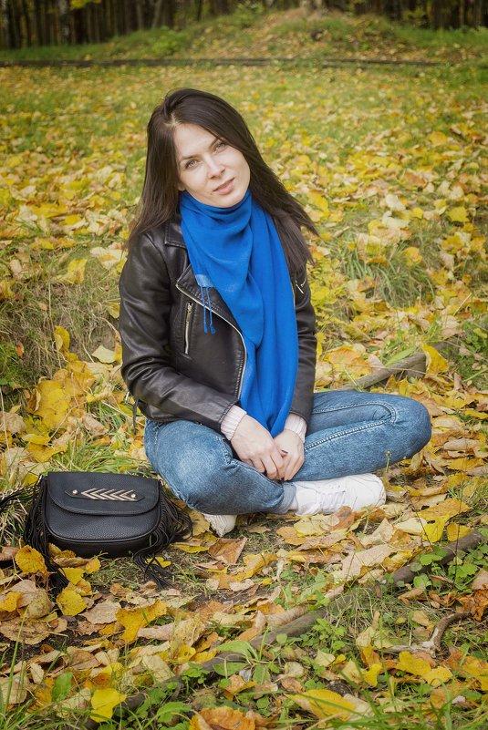 Осень.... - Елена Панькина