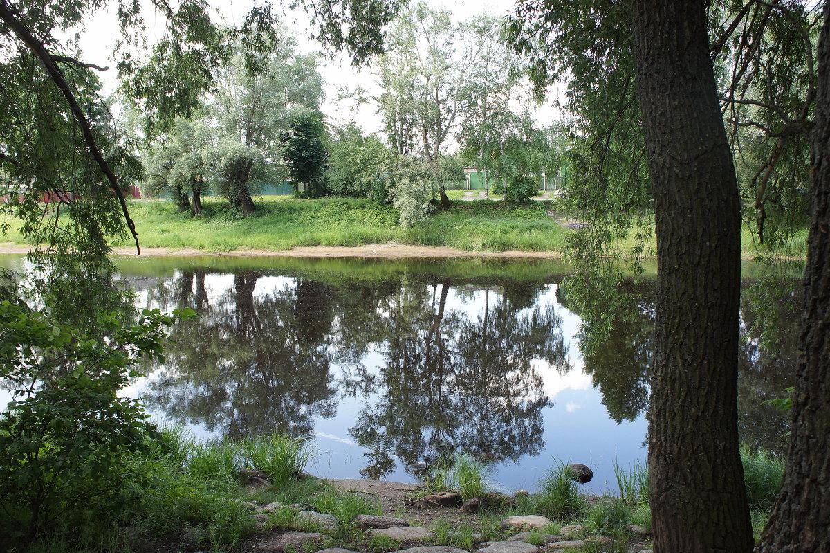 Набережная реки Перерытицы - Елена Павлова (Смолова)