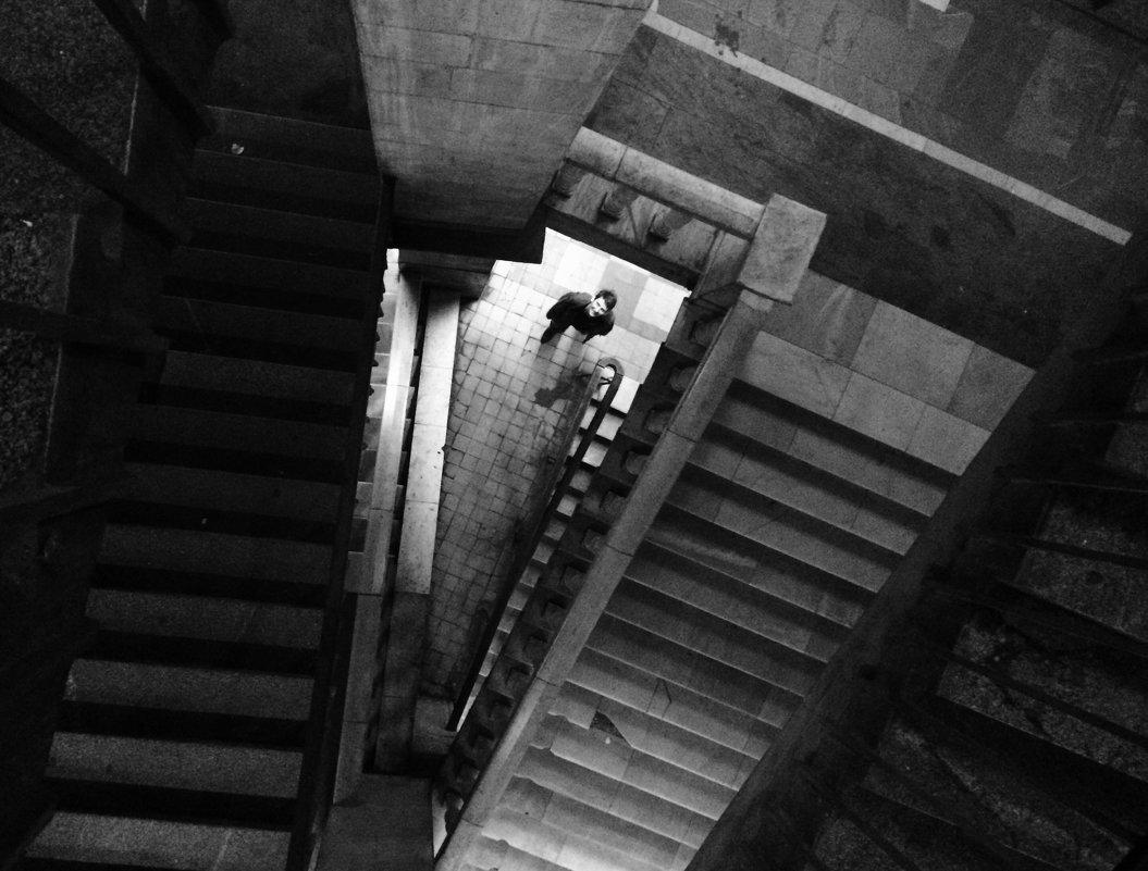 Сверху вниз - Ирина Бруй