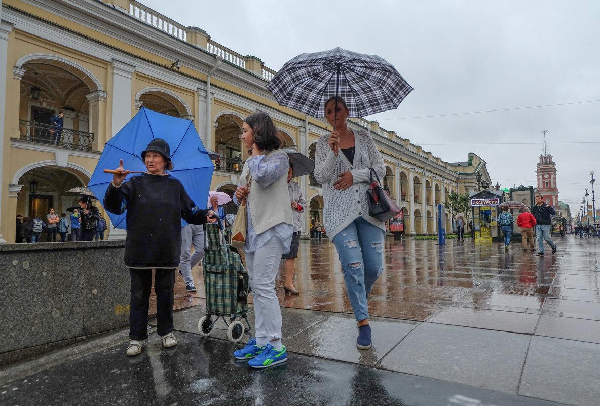 Дождливая суета - Андрей Михайлин