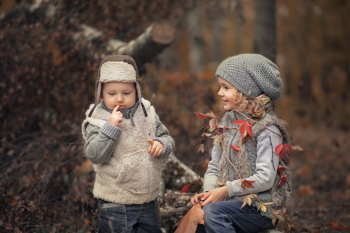 Sisterbrother - Anna Lipatova