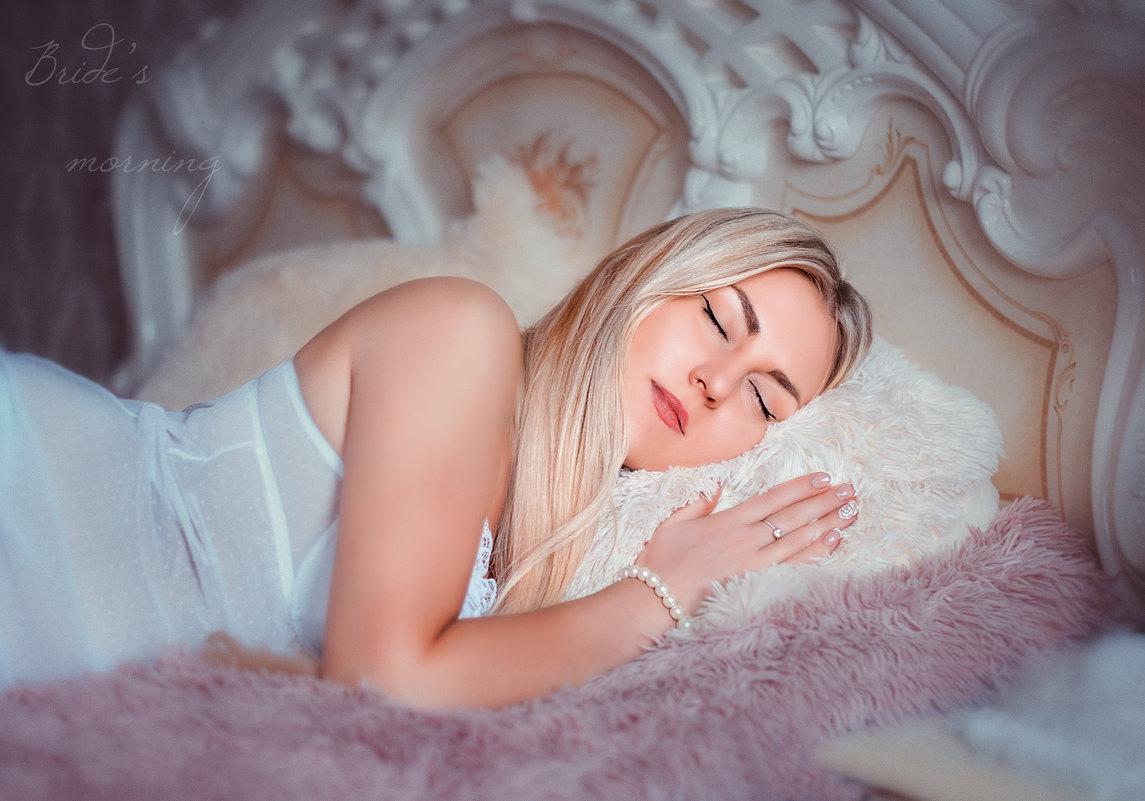 Утро невесты.. - Ольга Егорова