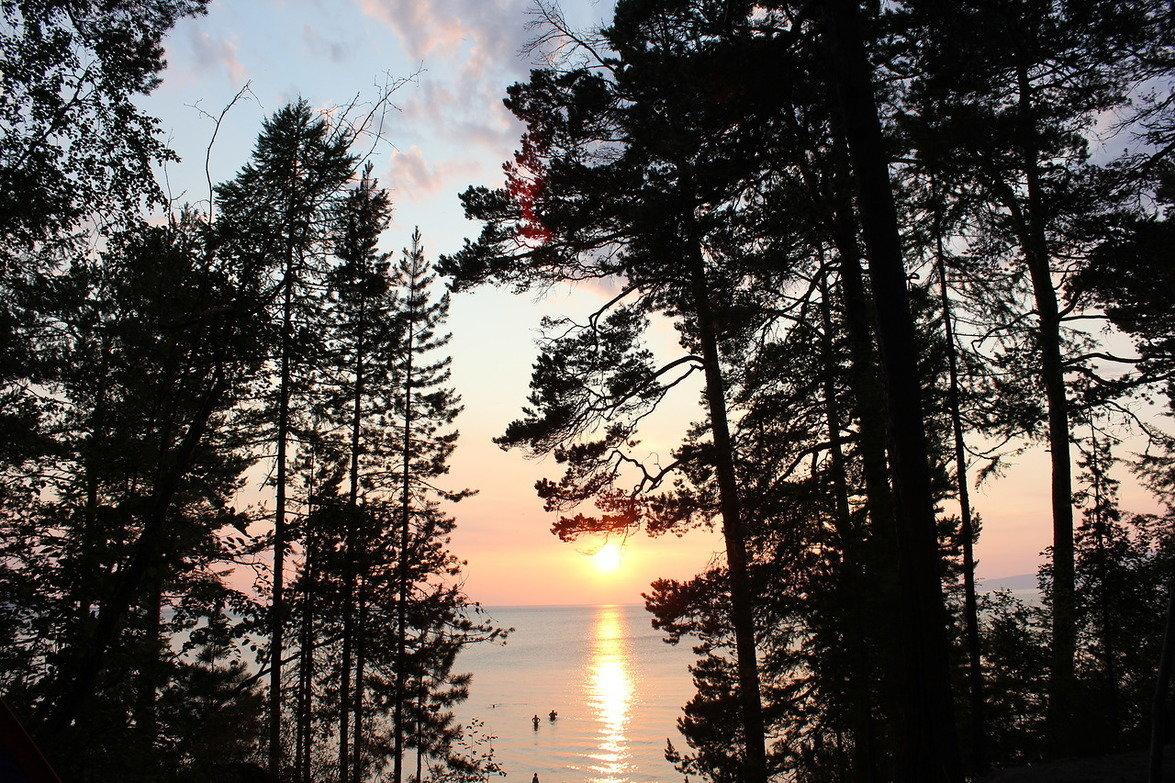Озеро Байкал - Julia Tyagunova