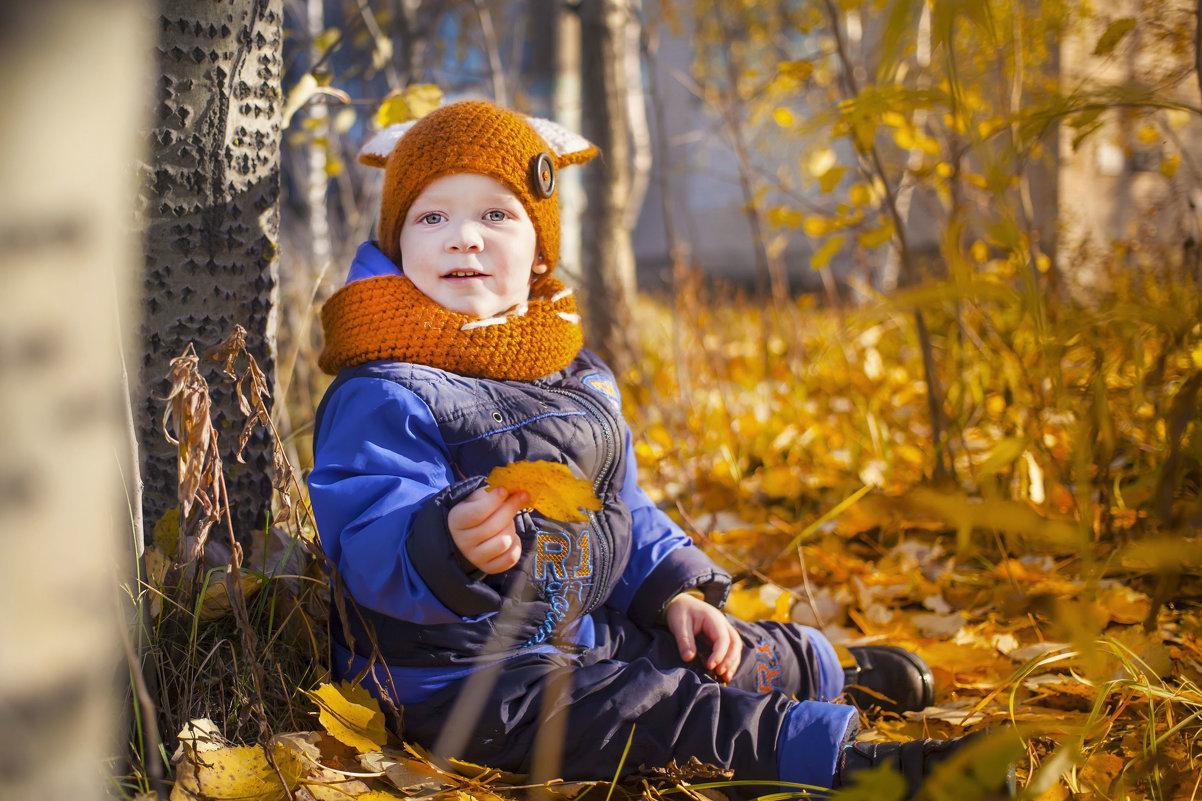 Осенние тропинки - Светлана Вдовина