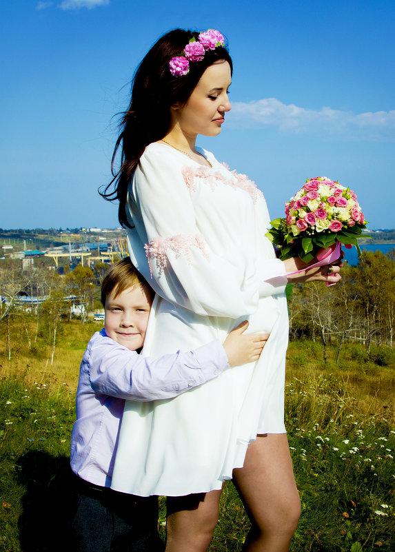 сестра и брат - Наталья Мерзликина