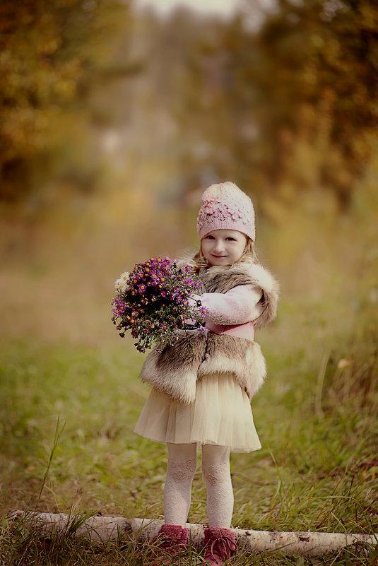 Осенняя красавица - Andrey Stanislavovich