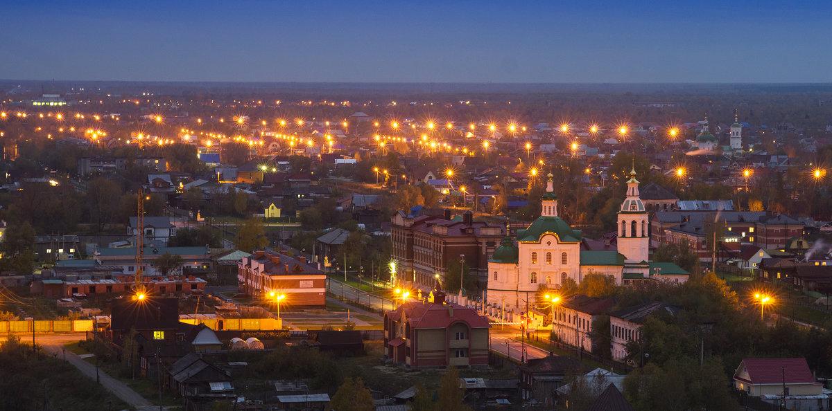 Тобольск  нижний  город - Алексей Дворцов