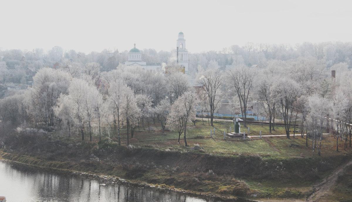 Другой берег Ржева - Ольга Вишневская