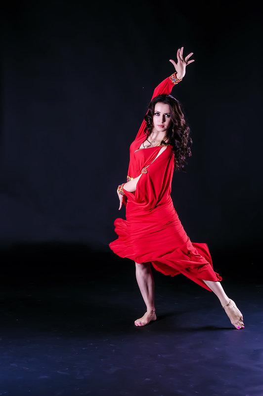 восточный танец - Анна и Сергей Симоновы