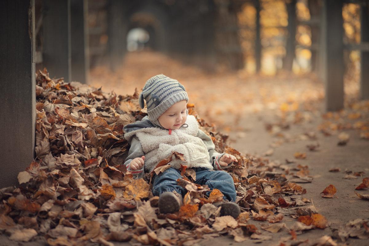 Осенний релакс - Anna Lipatova
