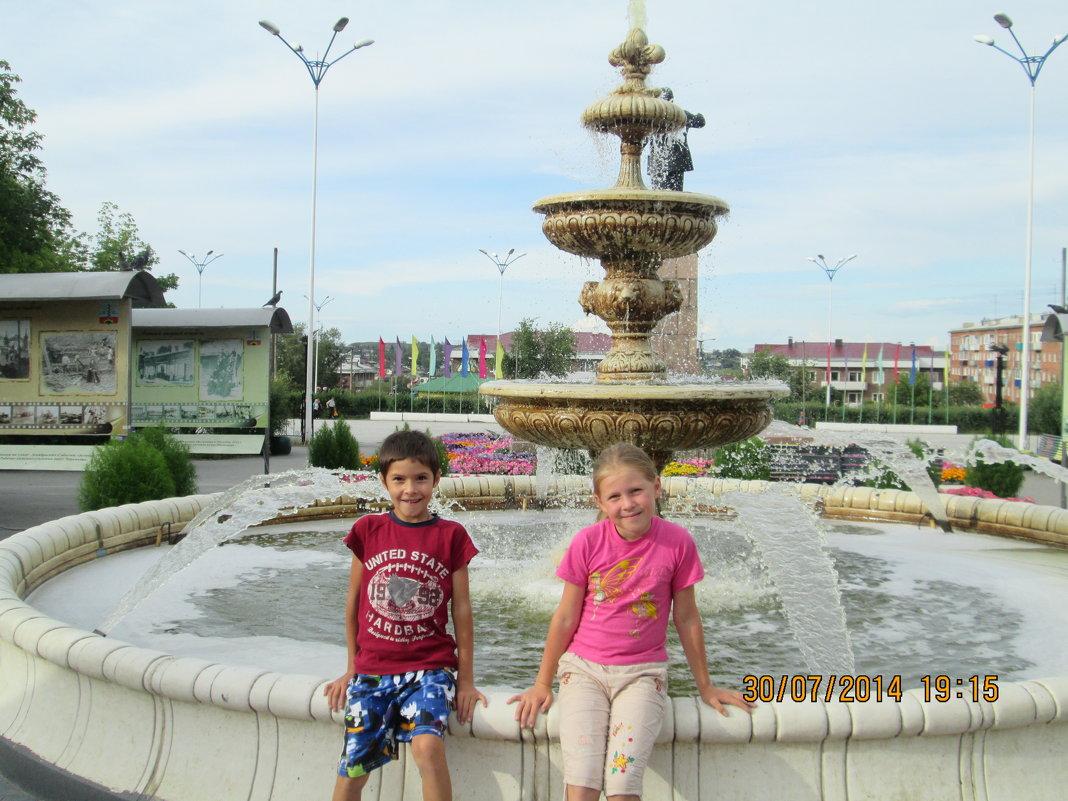 фонтан - Алексей Дубровин