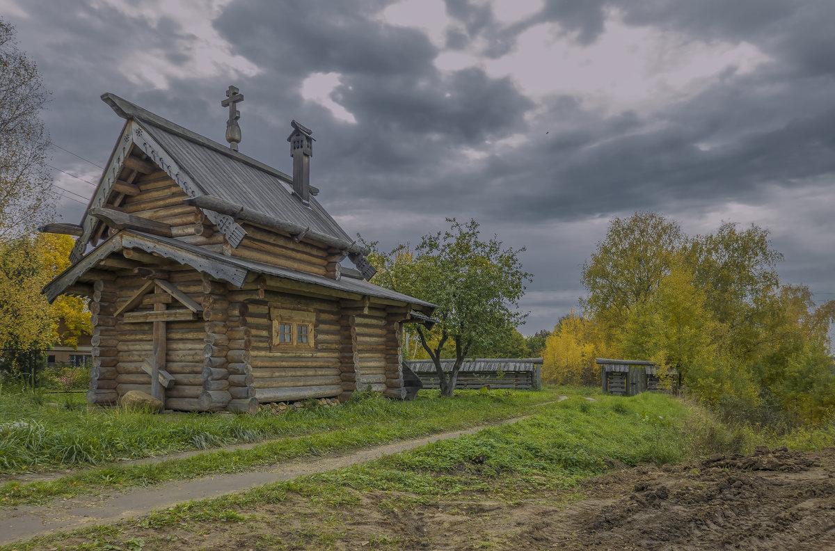 Крестильная часовня Кронида Радонежского в Воздвиженском - Михаил (Skipper A.M.)