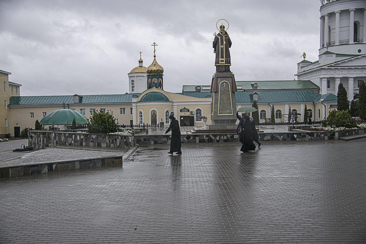 Задонский монастырь 4 - Яков Реймер