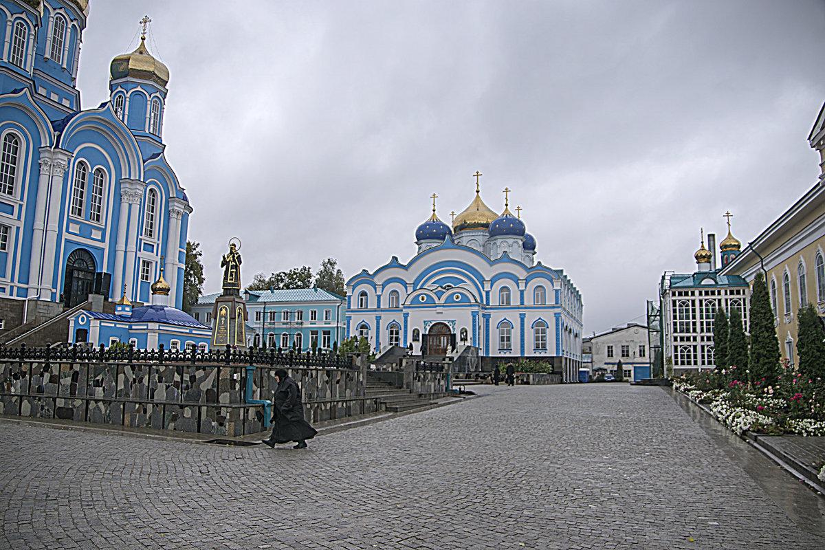 Задонский монастырь 2 - Яков Реймер