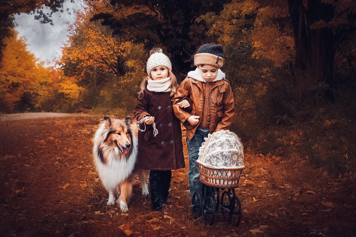 Дети - Светлана