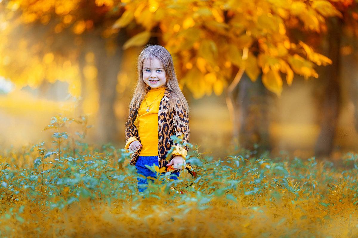 золотая осень - Света Солнцева