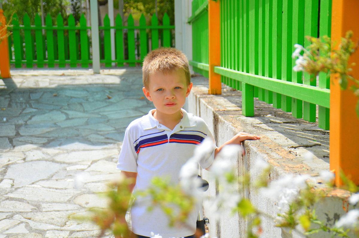 Ребёнок - человек в период детства. - Оля Богданович