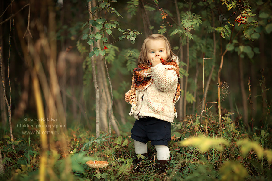 Осень - Наталья Блицена